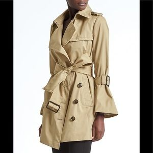 Olivia Palermo x Banana Republic Trench Coat